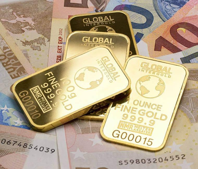 Goldblättchen -  Partum Goldvertrieb UG, Feldkirchen